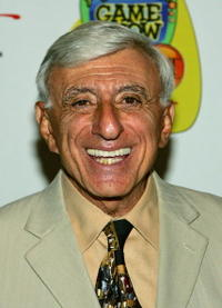 Jamie Farr at the American TV Game Show Hall of Fame induction ceremony.