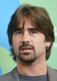 Colin Farrell at the 64th Venice International Film Festival for the photocall of