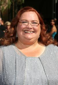 Conchata Ferrell at the 59th Annual Primetime Emmy Awards.