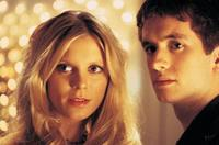Emilia Fox and Sean Biggerstaff in