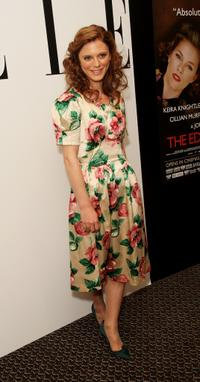 Emilia Fox at the Private VIP Party of