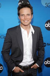 Scott Wolf at the Disney - ABC Television Group All Star Party.