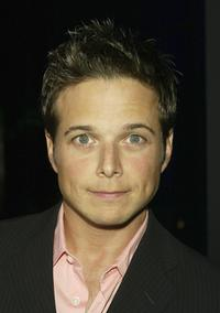 Scott Wolf at the WB Networks 2004 All Star Summer Party.