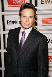 Scott Wolf at the Entertainment Weekly and Matrix Men upfront party.