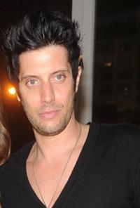 Shawn Andrews at the after party of the New York premiere of