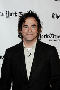 Roger Bart at the New York Times Arts and Leisure Week.