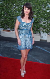 Linda Cardellini at the NBC All-Star Party 2007.