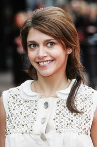 Emma De Caunes at the UK premiere of