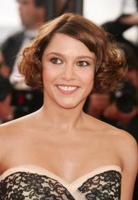 Emma De Caunes at the premiere of