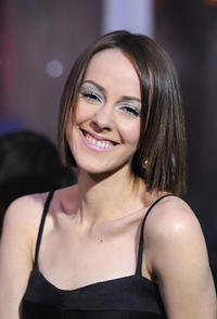 Jena Malone at the California premiere of
