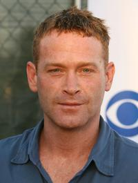 Max Martini at the CBS 2006 Summer TCA Party.