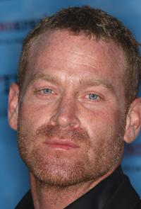 Max Martini at the screening of