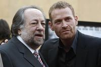 Ricky Jay and Max Martini at the premiere of