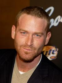 Max Martini at the premiere of