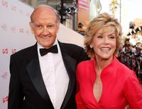 George McGovern and Jane Fonda at the 36th AFI Life Achievement Award tribute to Warren Beatty.