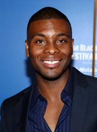 Kel Mitchell at the 12th Annual American Black Film Festival.