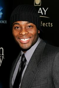 Kel Mitchell at the 32nd Annual People's Choice Awards After Party.