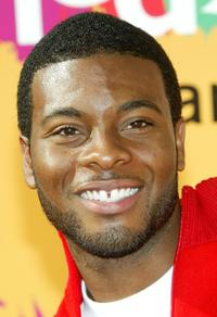 Kel Mitchell at the 2005 BET Comedy Icon Awards.