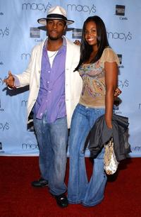 Kel Mitchell and guest at the Macy's Passport Gala to Benefit HIV/AIDS Research and Awareness.