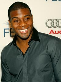 Kel Mitchell at the AFI FEST.