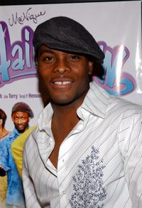 Kel Mitchell at the premiere of