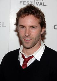 Alessandro Nivola at the Channel dinner during the 2007 Tribeca Film Festival.