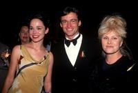 Frances O'Connor, Hugh Jackman and Deborra-Lee Furness at the Australian Film Industry Awards.