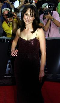 Frances O'Connor at the world premiere of