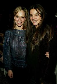 Frances O'Connor and Director Katja von Garnier at the after party of the premiere of