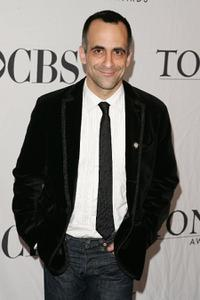 David Pittu at the 2007 Tony Awards nominees press reception.