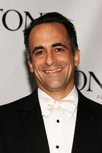 David Pittu at the 62nd Annual Tony Awards.