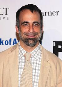 David Pittu at the 2009 Shakespeare In The Park Opening Night Gala of ''Twelfth Night.