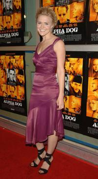 Dominique Swain at the premiere of
