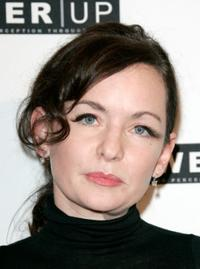 Guinevere Turner at the Power premiere Awards honoring 10 Amazing Gay Women in Hollywood.