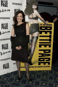 Guinevere Turner at the premiere of