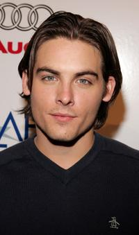 Kevin Zegers at the special screening of