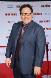 Jon Favreau at the California premiere of
