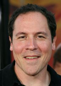 Jon Favreau at the premiere of