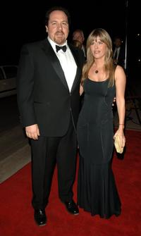 Jon Favreau and wife Joya Tillem at the 18th annual palm springs international film festival 2007 gala awards presentation.