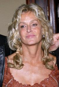 Farrah Fawcett at the Share, Inc., 51st Annual Boomtown Party.