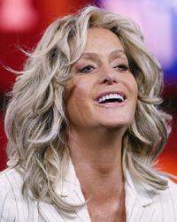 Farrah Fawcett at the 2005 television critics winter press tour.
