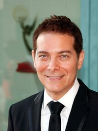 Michael Feinstein at the Academy of Television Arts and Sciences celebrating Betty White's 60 years on television.