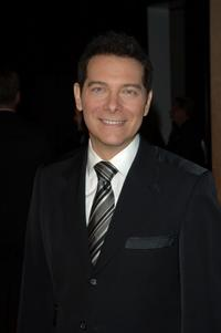 Michael Feinstein at the gala fundraiser for the Viewpoint School.