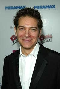 Michael Feinstein at the Miramax Pre-Oscar Max Awards party.