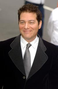 Michael Feinstein at the Liza Minnelli Wedding.