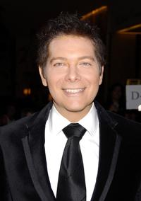 Michael Feinstein at the 53rd Annual Young Musicians Foundation Gala, celebrating Merv Griffin.