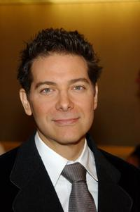Michael Feinstein at the 17th Annual Genesis Awards.