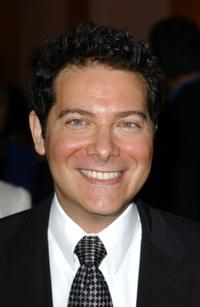 Michael Feinstein at the 50th Anniversary screening of