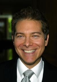 Michael Feinstein at the Help Group's Annual Spring Luncheon.