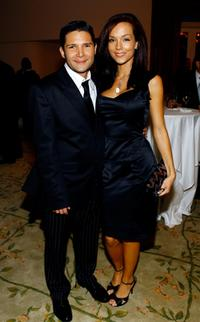 Corey Feldman and his wife Susie Feldman at the 18th Annual Night Of 100 Stars Gala.